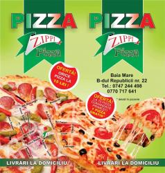 LIVRARI PIZZA ITALIANA > party-uri si evenimente restranse > restaurant, bar si pizzerie ZIPPI, Baia Mare, MM, m4635_4.jpg
